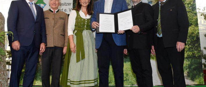 Waldpakt – gemeinsam die Zukunft der Wälder sichern
